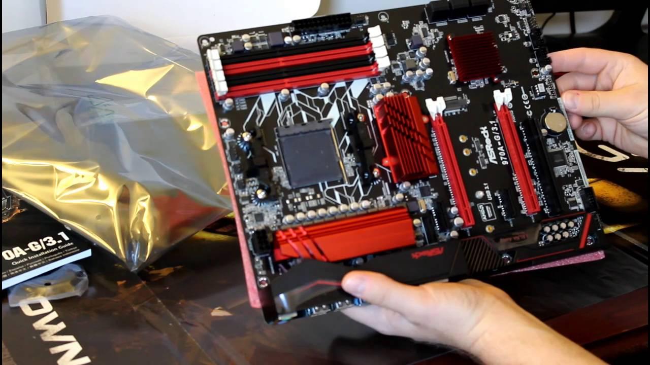 ASRock 970A-G/3.1 AMD SATA Treiber Herunterladen