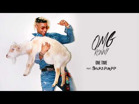 Ronny J - One Time feat SmokePurpp [Official Audio]