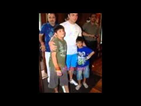 Bollywood actor Arbaz Khan - Salman Khan with his kids exclusive