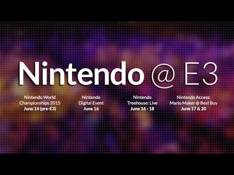 Nintendo E3 Predictions Electronic Entertainment Expo 2015 WiiU 3ds Nintendo NX