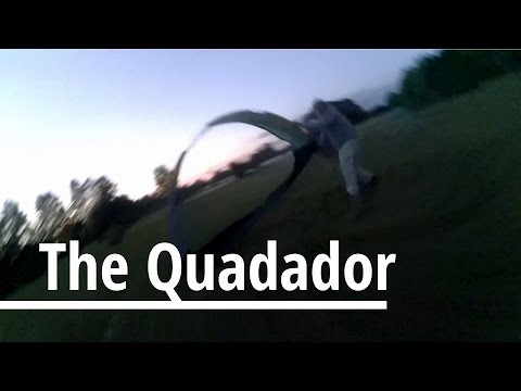 The Quadador - new hero is born!
