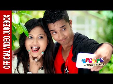 Non Stop Nepali Hit Videos || Juke Box || Anju Panta || selfie