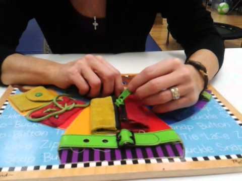 Zip Tip - How to Teach Children to Zip
