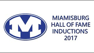 Miamisburg Hall of Fame Inductions 2017