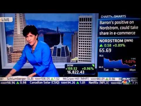 Kara Swisher takes the ALS Ice Bucket Challenge Live on CNBC