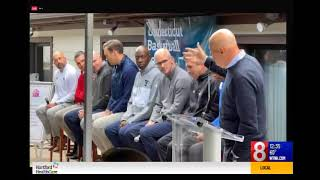 Basketball Tip Off Roundtable Raises Money for Cancer Research
