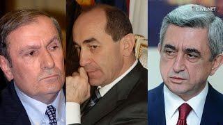 Երեք նախագահներն էլ պատրաստ էին տարածքներ հանձնելուն