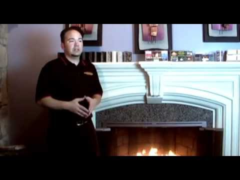 Embers Custom Fireplace.mp4 - YouTube