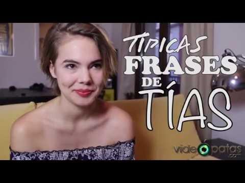 T�PICAS FRASES DE CHICAS