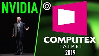 NVIDIA Keynote Highlights From Computex 2019