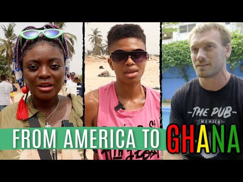 LIVING IN GHANA | Moving to Ghana from America | 3 Perspectives