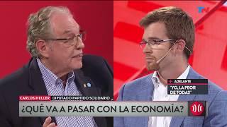 20-09-2017 – Carlos Heller – A dos voces, con Marcelo Bonelli (Parte 1)