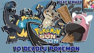 10 Pokémon That Can Kill You in Pokémon Sun and Moon (Feat. Eryizo)