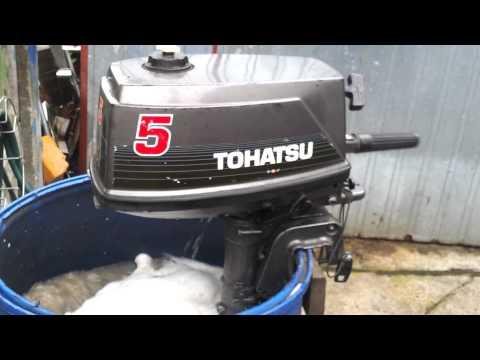 Tohatsu 5 h p doovi for Tohatsu boat motors for sale