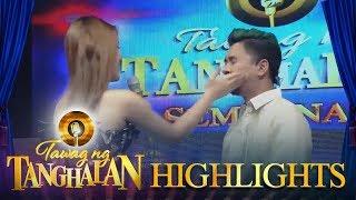 Tawag ng Tanghalan: Semifinalist Arabelle, slaps Teddy