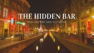 The Hidden Bar: No safe space to tell her story.