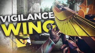 The Vigilance Wing - An alternative to the MIDA - Destiny 2