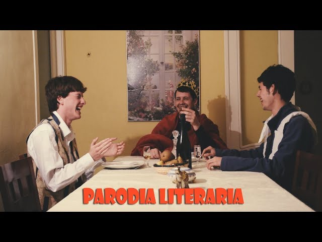 El rey medioahogado - Parodia Literaria