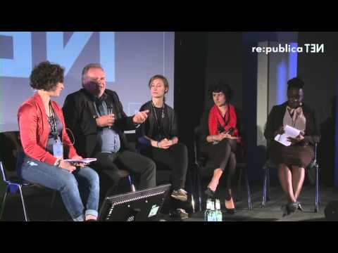 re:publica 2016 – Innovation in Refugee Camps on YouTube