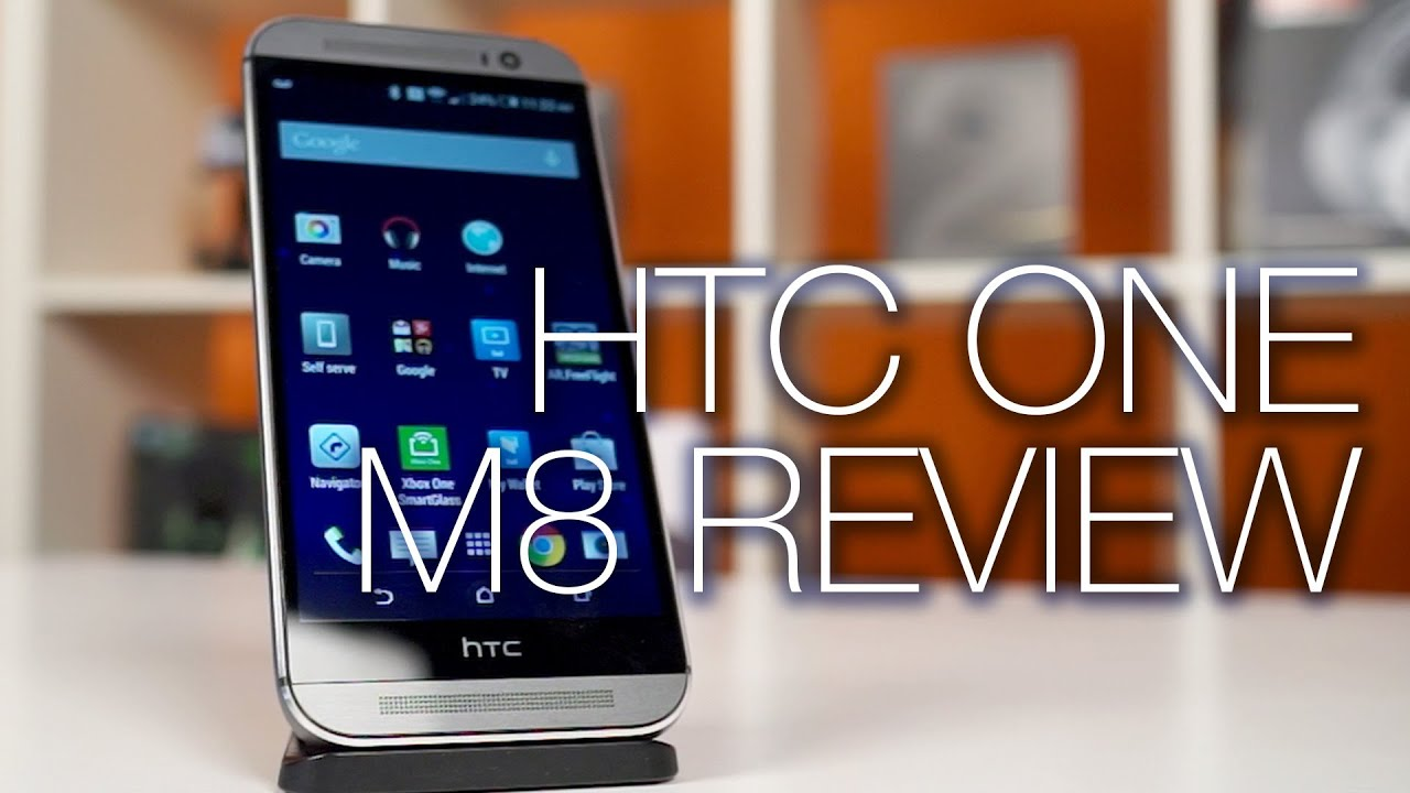 HTC One M8 Review - Double Take