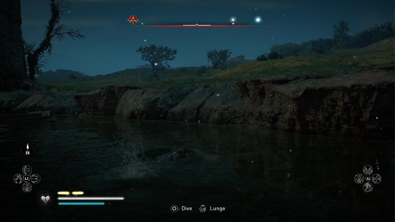 HOW TO GET YOUR LONGSHIP PAST A BARRICADE IN ASSASSIN'S CREED VALHALLA