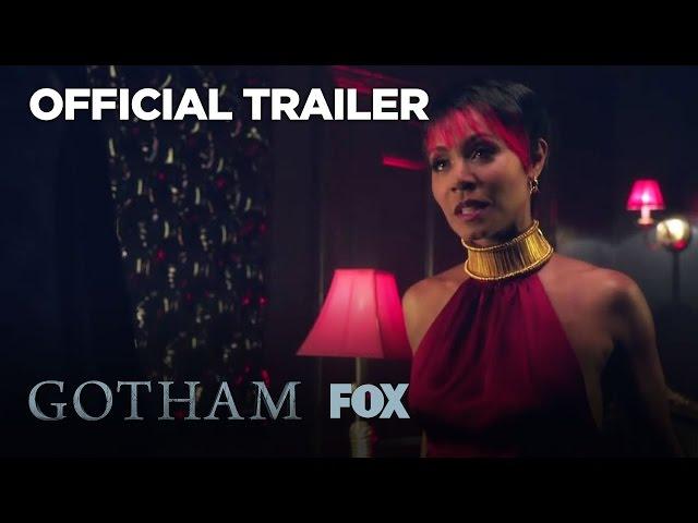Gotham trailer stream