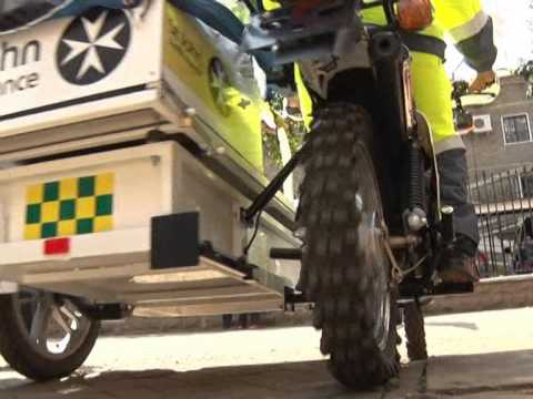 A YouTube film from St Johns Ambulance