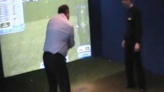 costa deliziosa video golf simulator