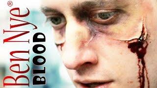 How We Make Stage Blood | Ben Nye Makeup