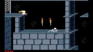 Prince of Persia 1 - Original (Jordan Mechner,1990) - Level 03
