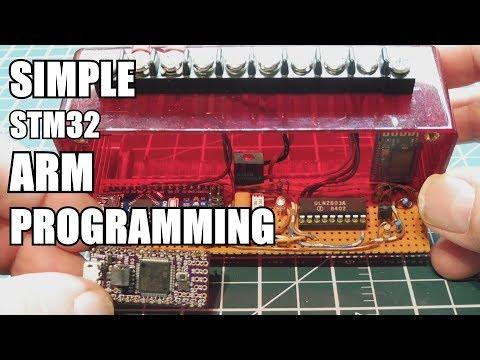 Simple STM32 ARM Programming