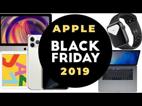 Apple черная пятница 2019