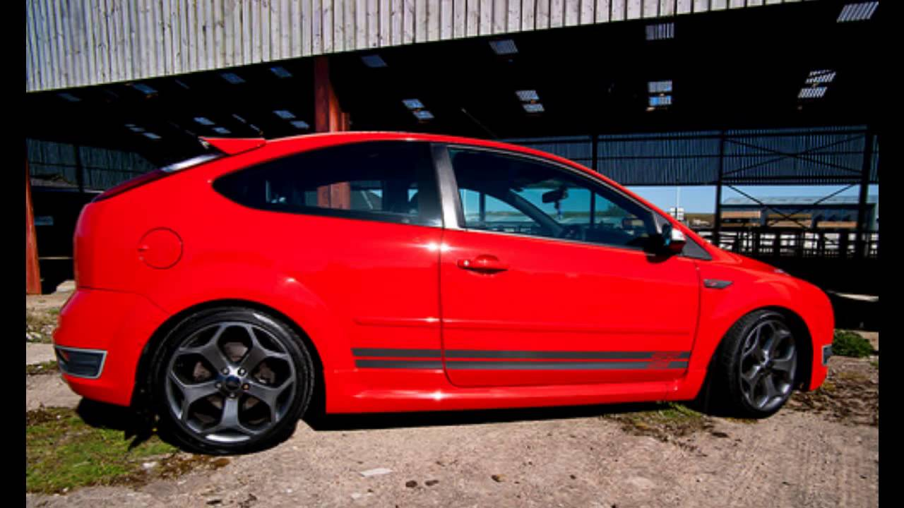Ecosseautodetailing Colorado Red Focus St3 Full Paint Correction