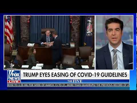 The Five 3/26/20 FULL SHOW | Trump Breaking News March 26, 2020