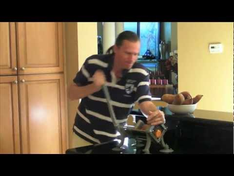 Dr. Nappi Video, Weston Sweet Potato Fry Cutter Review Fiasco
