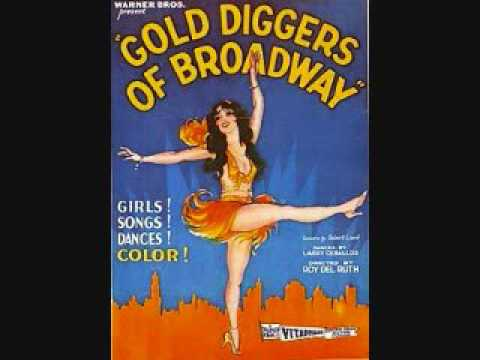 Gold Diggers Of Broadway 1929 (Overture Disc, Audio Only)