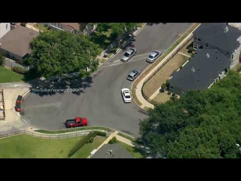Los Angeles Police Chase Carjacking Suspect Leads Police On Wild Pursuit