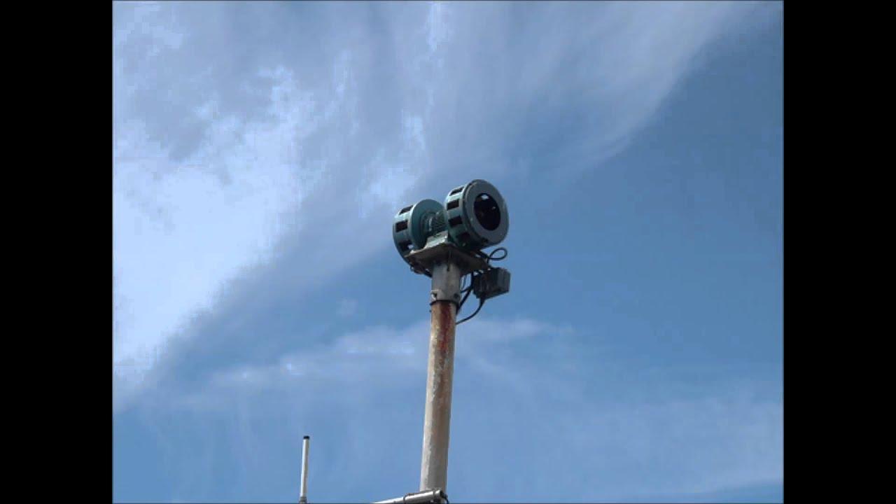an intriduction to the air raid sirens