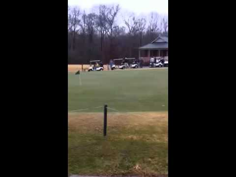 Tennessee Division of Water Resources employees play golf on company time