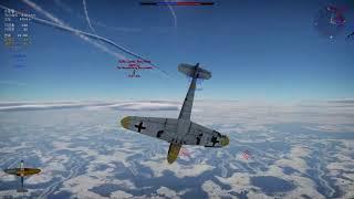 [War Thunder워썬더] Bf109 G-6 독파이…
