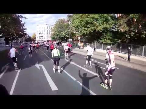 39th Berlin Inline Skate Marathon - Othisi Club Greece - Group D - Part A