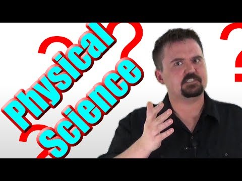 What is Physical Science? What will this course cover - MoT Physical Science - Science Skills