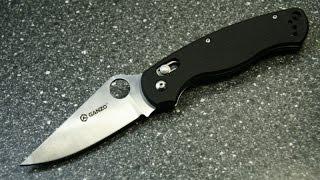 Нож Ganzo G729 - Парамиля2 с аксисом!!!