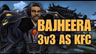 Bajheera - ASSERTING MY WARRIOR DOMINANCE - INSANE 2200 KFC vs WLP Match