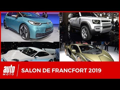 Salon De Francfort 2019 Toutes Les Nouveautés Majeures Lintégrale