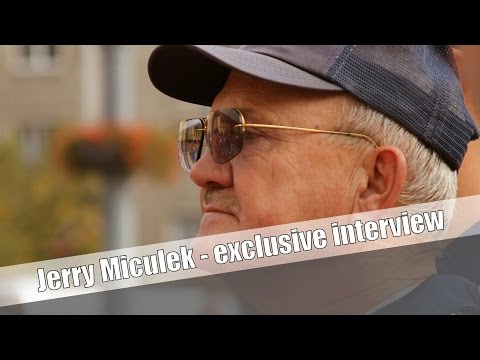 Jerry Miculek - exclusive interview