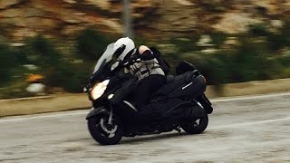 Suzuki Burgman 650 ABS executive Test-ride thumbnail