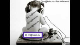 Dvj m@ksim ru    Free Love    bez tebya  Elektro Strelki i gruppa SPA remix elektro   20,04,2011