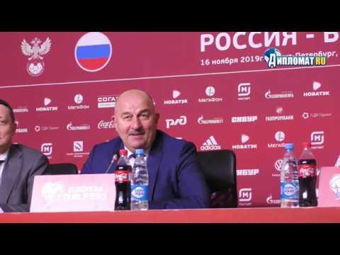 Станислав Черчесов: «С Бельгией на Евро-2020 лучше не играть»