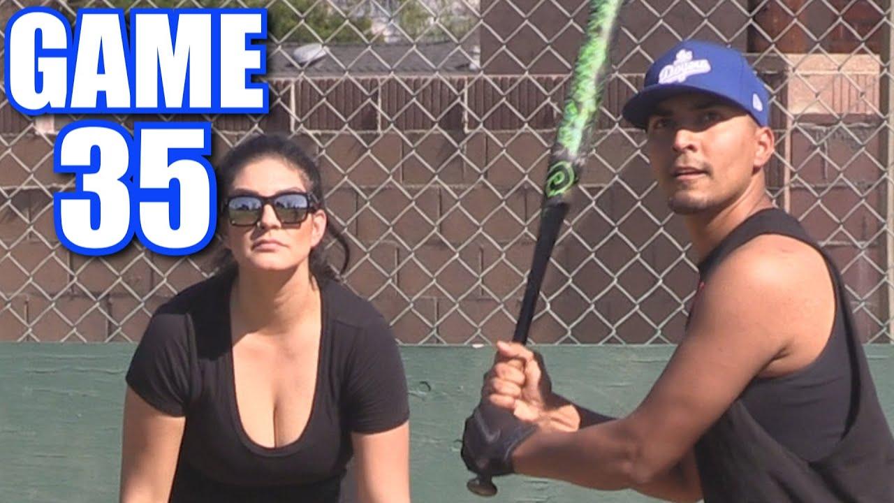 FERNANDO POWER! | Offseason Softball Series | Game 35 - YouTube